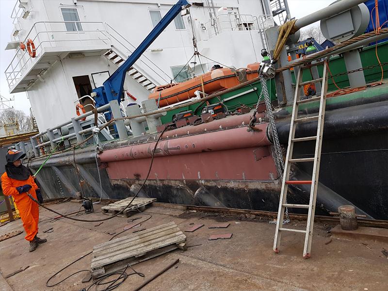 MSVA Marine Services | Repair services
